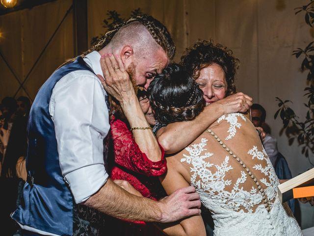 La boda de Ruben y Vanessa en Pujarnol, Girona 21