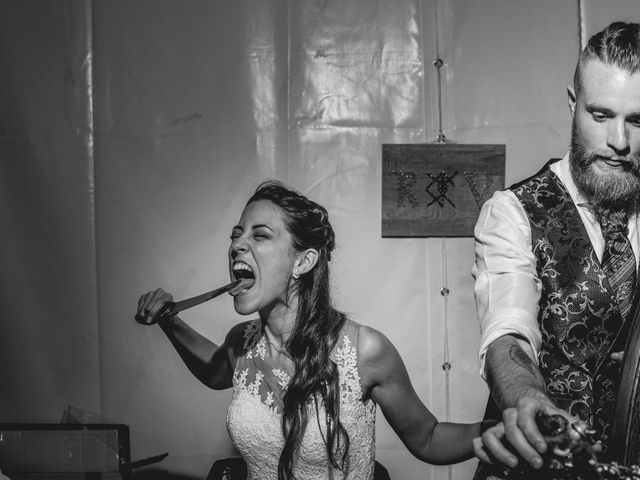 La boda de Ruben y Vanessa en Pujarnol, Girona 22