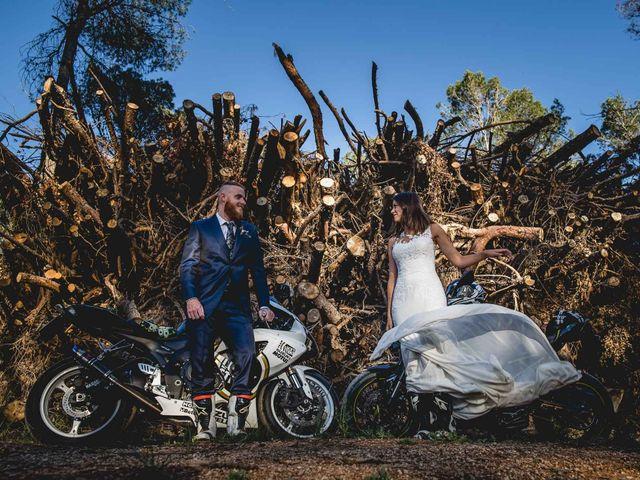 La boda de Ruben y Vanessa en Pujarnol, Girona 27