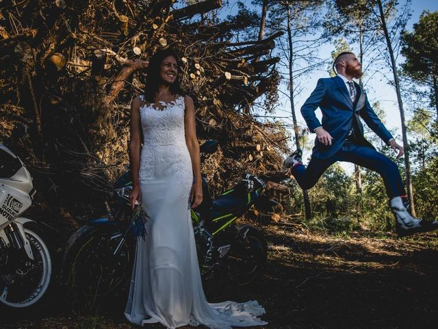 La boda de Ruben y Vanessa en Pujarnol, Girona 2