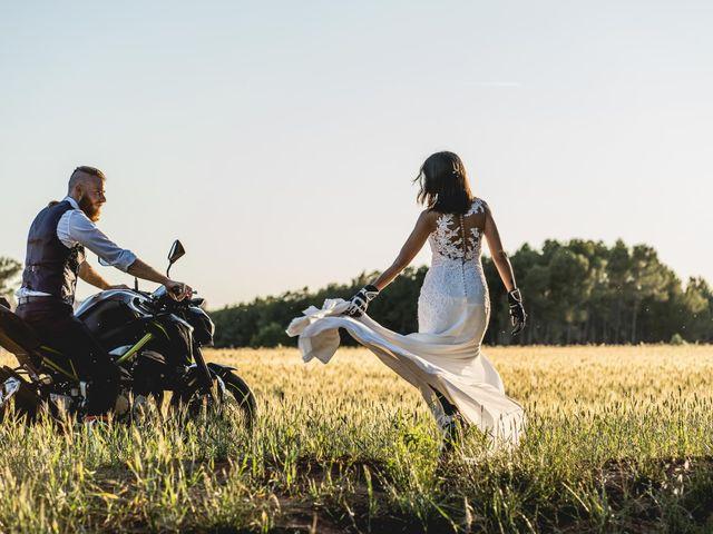La boda de Ruben y Vanessa en Pujarnol, Girona 33