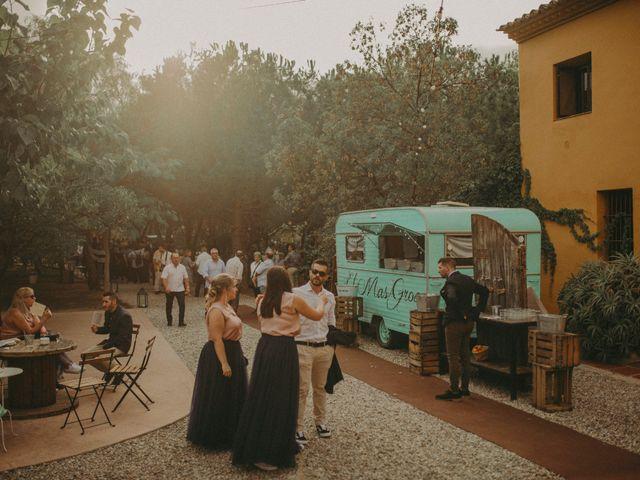La boda de Oriol y Eva en Riudoms, Tarragona 65