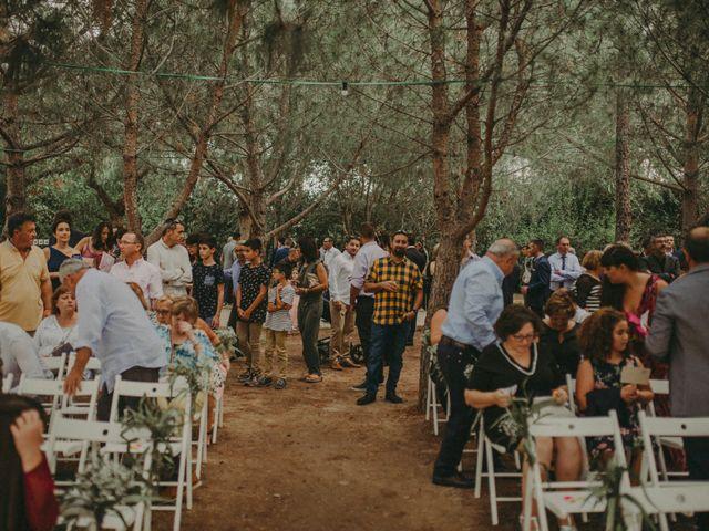 La boda de Oriol y Eva en Riudoms, Tarragona 71