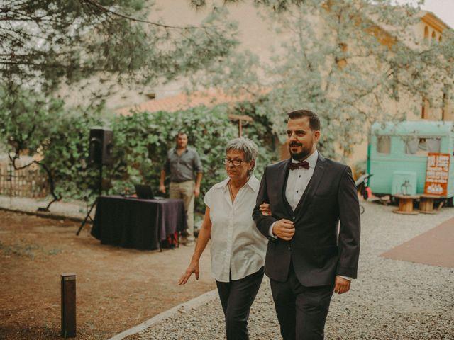 La boda de Oriol y Eva en Riudoms, Tarragona 74