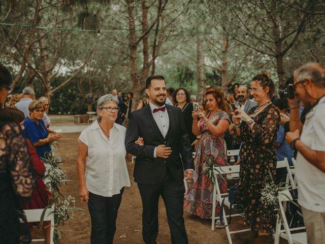 La boda de Oriol y Eva en Riudoms, Tarragona 76
