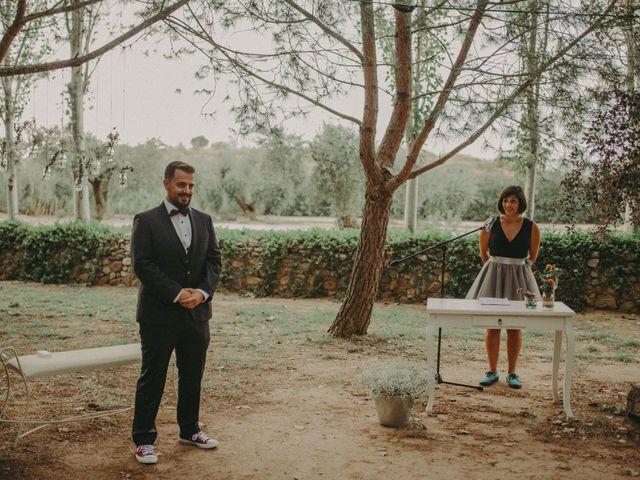 La boda de Oriol y Eva en Riudoms, Tarragona 79