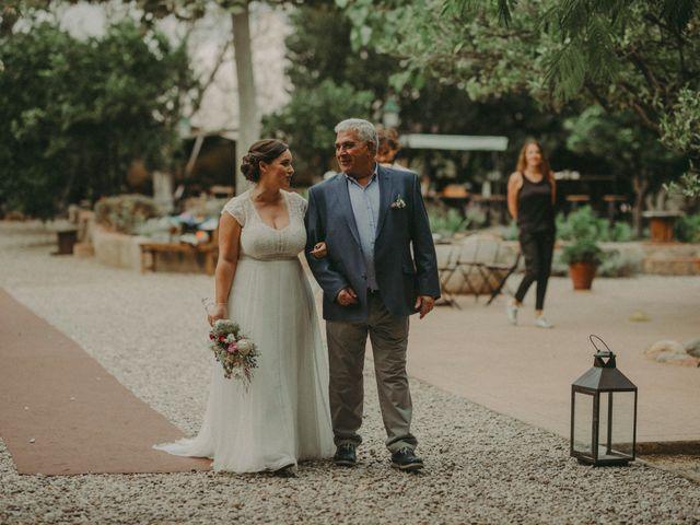 La boda de Oriol y Eva en Riudoms, Tarragona 83