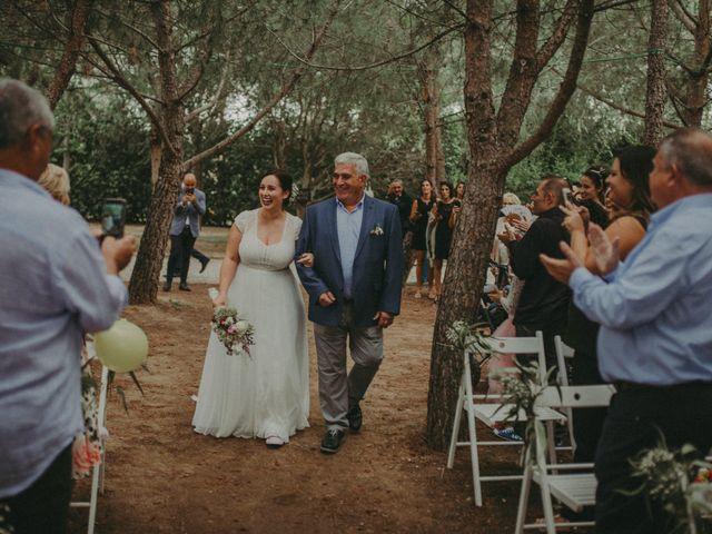 La boda de Oriol y Eva en Riudoms, Tarragona 84