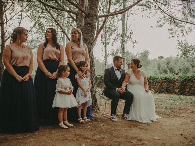 La boda de Oriol y Eva en Riudoms, Tarragona 90