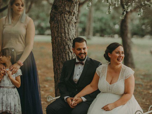 La boda de Oriol y Eva en Riudoms, Tarragona 91