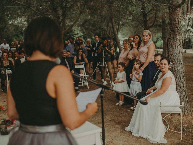 La boda de Oriol y Eva en Riudoms, Tarragona 92