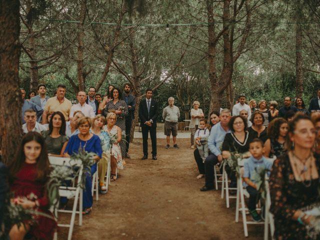 La boda de Oriol y Eva en Riudoms, Tarragona 93