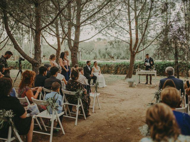 La boda de Oriol y Eva en Riudoms, Tarragona 95