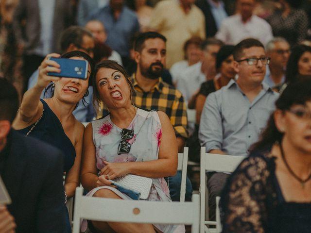 La boda de Oriol y Eva en Riudoms, Tarragona 99