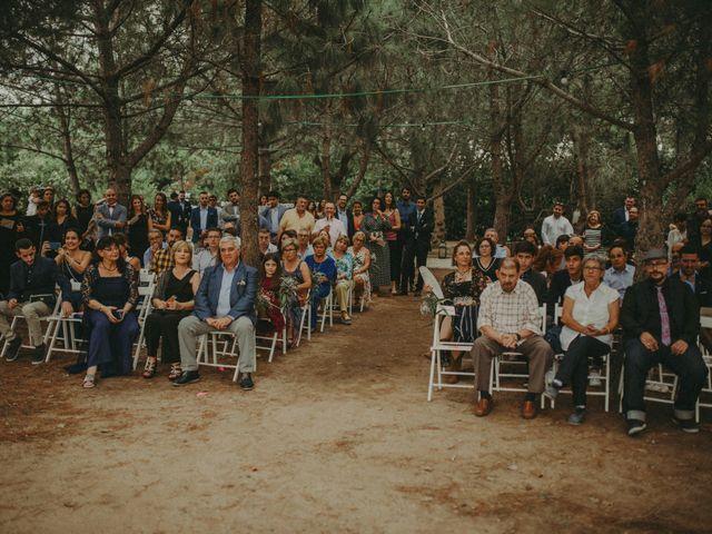 La boda de Oriol y Eva en Riudoms, Tarragona 101