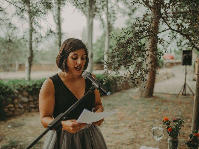 La boda de Oriol y Eva en Riudoms, Tarragona 102