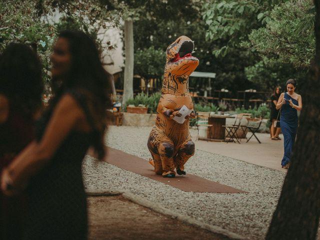 La boda de Oriol y Eva en Riudoms, Tarragona 105