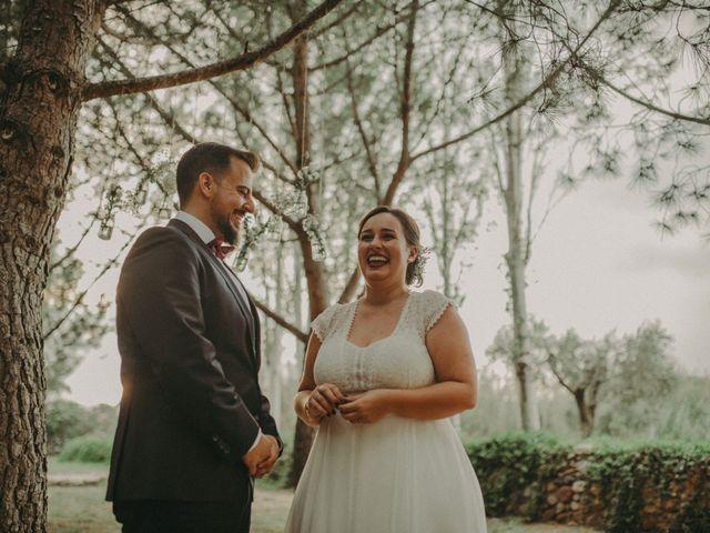 La boda de Oriol y Eva en Riudoms, Tarragona 114