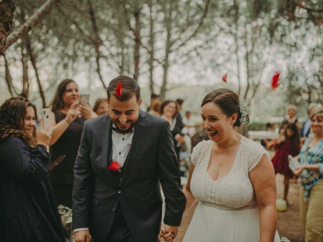 La boda de Oriol y Eva en Riudoms, Tarragona 117