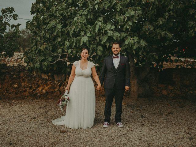 La boda de Oriol y Eva en Riudoms, Tarragona 123