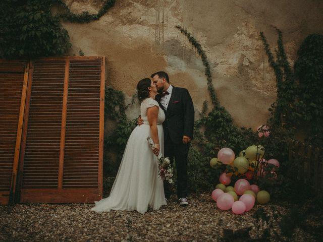 La boda de Oriol y Eva en Riudoms, Tarragona 136