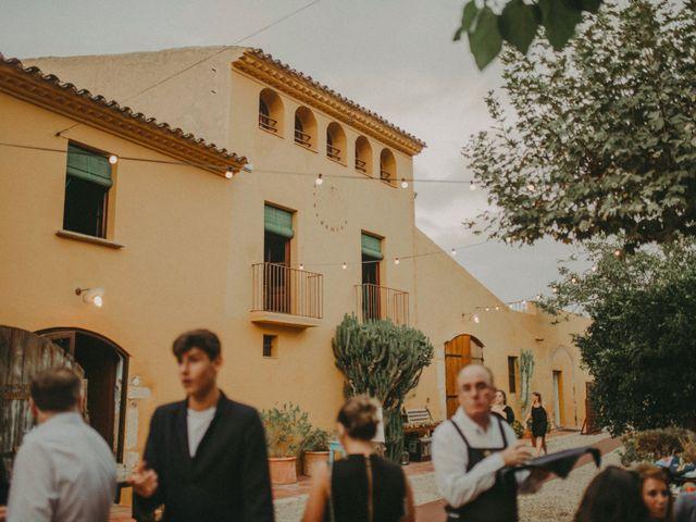 La boda de Oriol y Eva en Riudoms, Tarragona 140