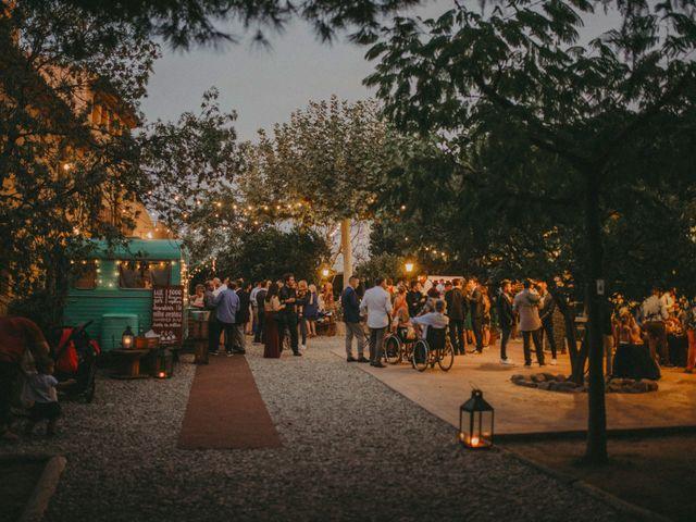 La boda de Oriol y Eva en Riudoms, Tarragona 146