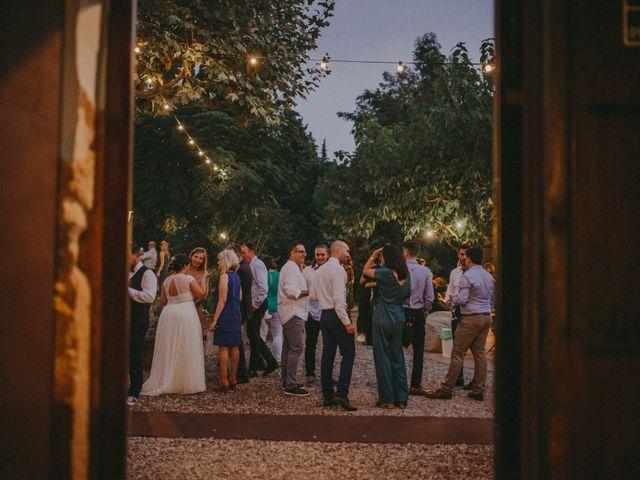 La boda de Oriol y Eva en Riudoms, Tarragona 149