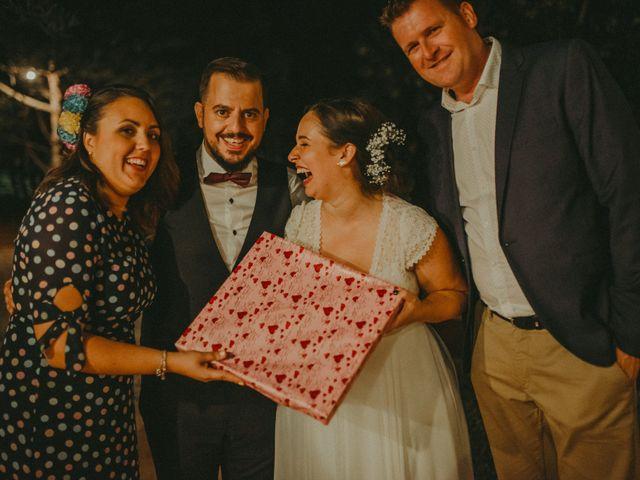La boda de Oriol y Eva en Riudoms, Tarragona 163