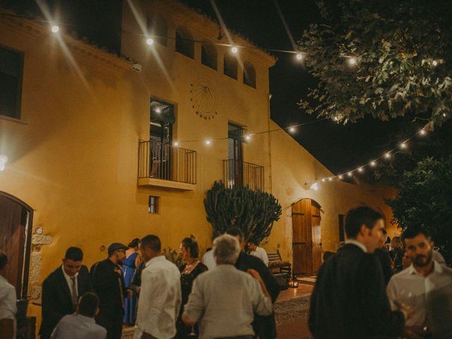 La boda de Oriol y Eva en Riudoms, Tarragona 166
