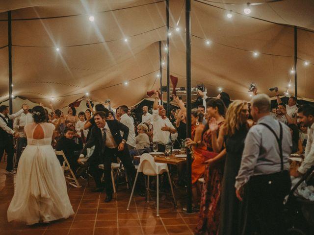 La boda de Oriol y Eva en Riudoms, Tarragona 178