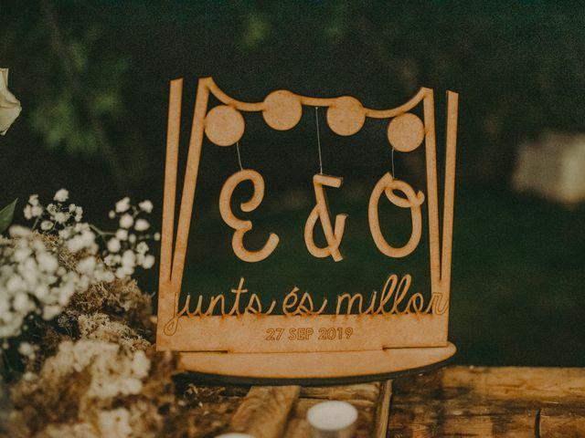 La boda de Oriol y Eva en Riudoms, Tarragona 181