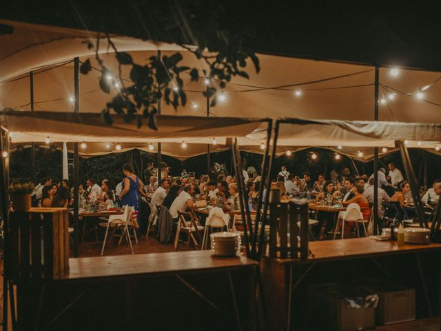La boda de Oriol y Eva en Riudoms, Tarragona 184