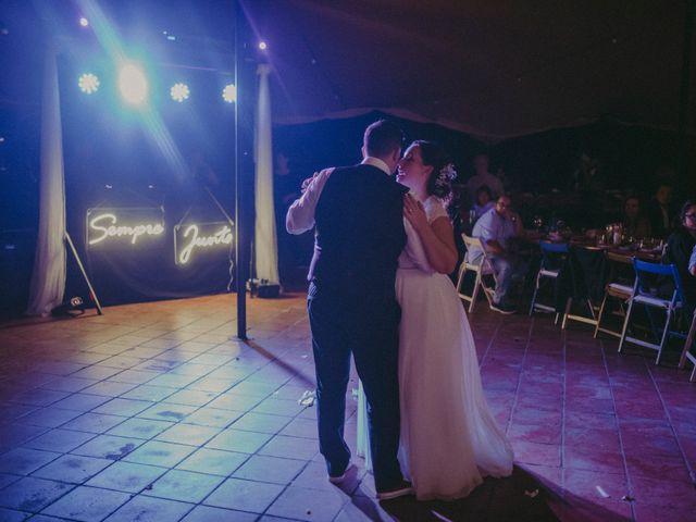 La boda de Oriol y Eva en Riudoms, Tarragona 192