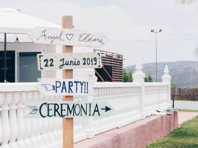 La boda de Ángel y Elena en Alcalà De Xivert, Castellón 18