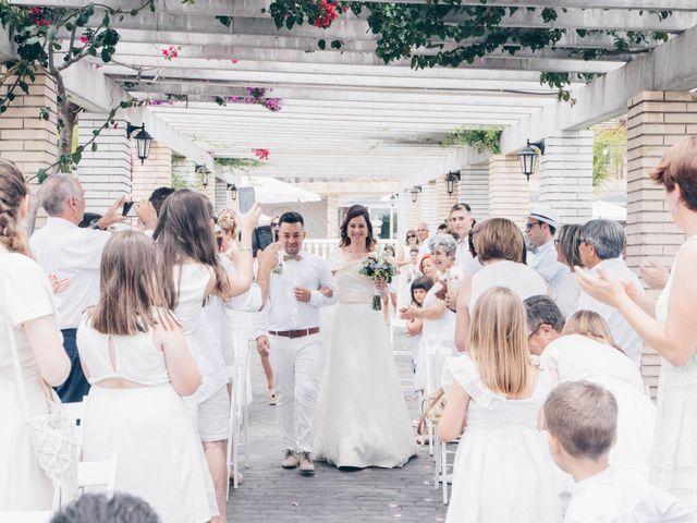 La boda de Ángel y Elena en Alcalà De Xivert, Castellón 19