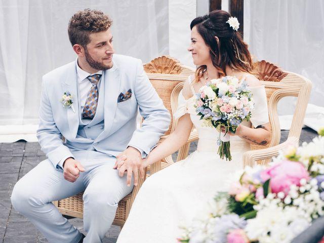 La boda de Elena y Ángel