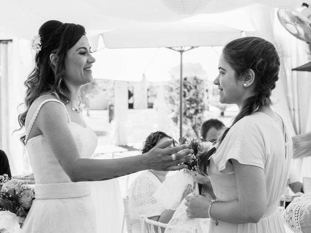 La boda de Ángel y Elena en Alcalà De Xivert, Castellón 32