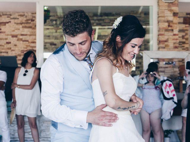 La boda de Ángel y Elena en Alcalà De Xivert, Castellón 38