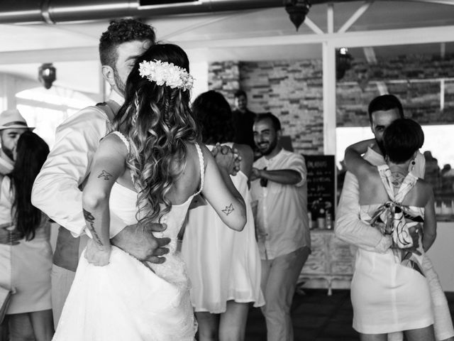 La boda de Ángel y Elena en Alcalà De Xivert, Castellón 39