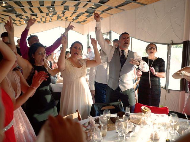 La boda de Patri y Albert en Igualada, Barcelona 2