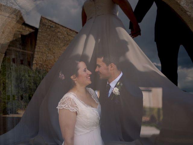 La boda de Patri y Albert en Igualada, Barcelona 16