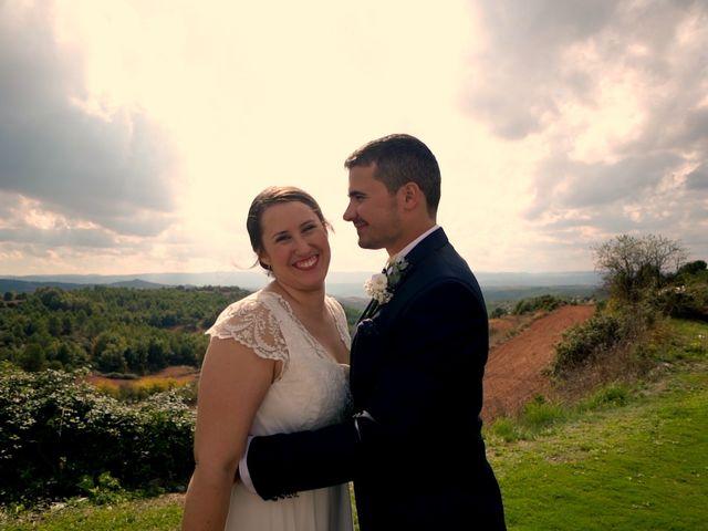 La boda de Patri y Albert en Igualada, Barcelona 20