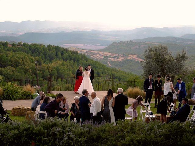 La boda de Patri y Albert en Igualada, Barcelona 33