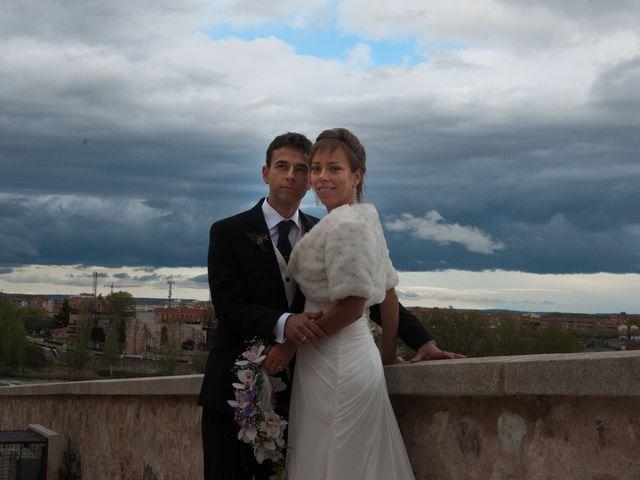 La boda de Mónica y Enrique