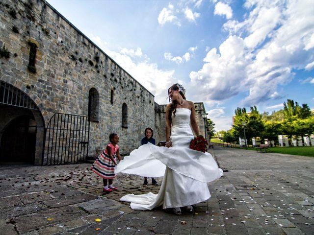 La boda de Javier y Noelia en Pamplona, Navarra 5