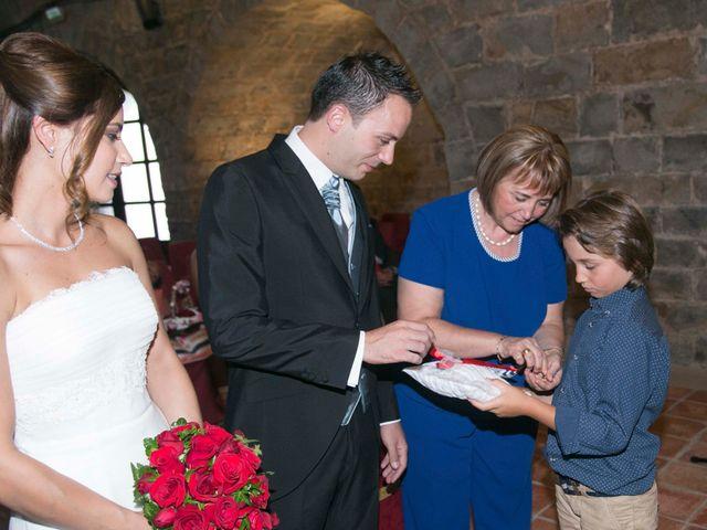 La boda de Javier y Noelia en Pamplona, Navarra 7