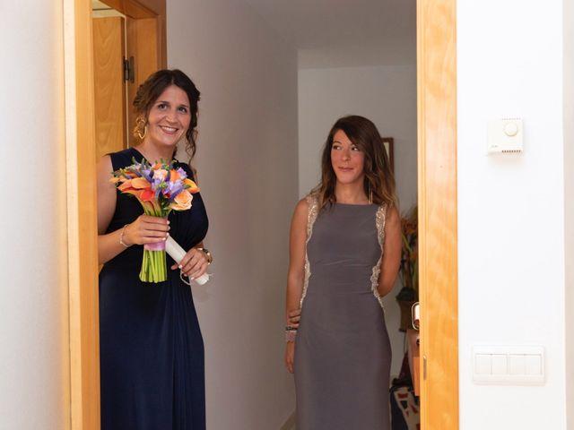 La boda de Anna y Sergi en Santa Coloma De Farners, Girona 6