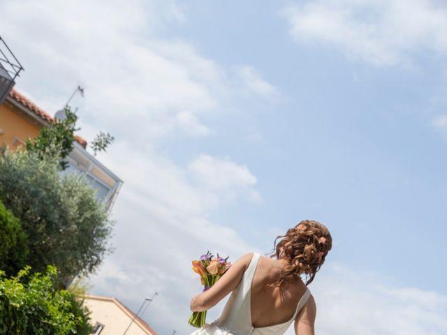 La boda de Anna y Sergi en Santa Coloma De Farners, Girona 11