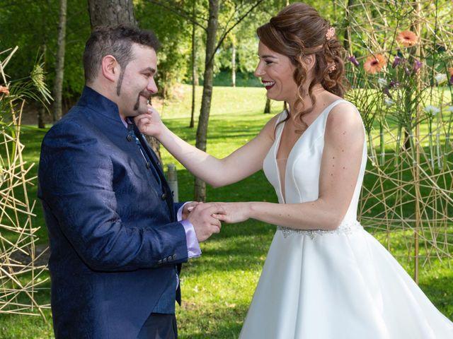 La boda de Anna y Sergi en Santa Coloma De Farners, Girona 22